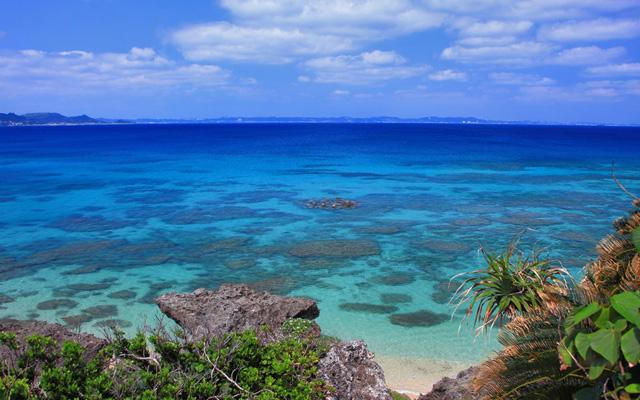 慶良間諸島,ケラマブルー