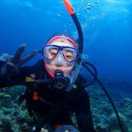 チービシ体験ダイビング