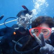 半日チービシ体験ダイビング